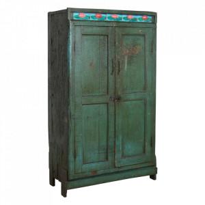 Dulapior verde din lemn Birora Raw Materials