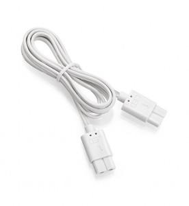 Extensie cablu alimentare 1 m Combine Male-Male White Markslojd
