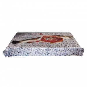 Fata de masa 140 x 210 cm Fish Toiletpaper Seletti