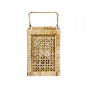 Felinar maro din bambus 24,5 cm Wally Nordal
