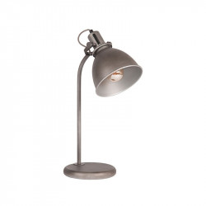 Lampa birou gri din metal 50 cm Naila LABEL51