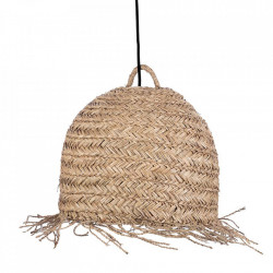 Lustra maro din fibre naturale Vieve Kids Depot