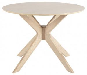 Masa dining maro din lemn 105 cm Duncan Actona Company