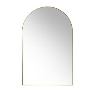 Oglinda din aluminiu 59,5x92 cm Arch Wall HK Living