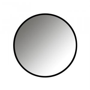 Oglinda rotunda neagra din fier 70 cm Maeron Richmond Interiors