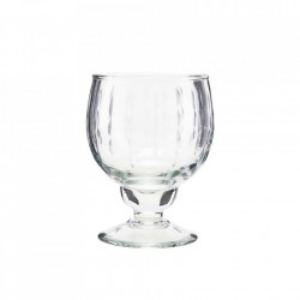 Pahar pentru vin transparent din sticla 7x13 cm Vintage House Doctor