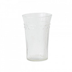 Pahar transparent din sticla 250 ml Tobiat Bloomingville