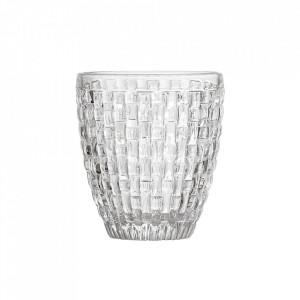 Pahar transparent din sticla 330 ml Yasmin Bloomingville