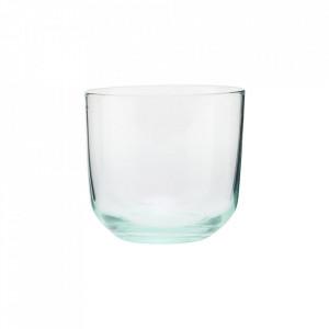 Pahar transparent din sticla 7,5x18 cm Meyer House Doctor