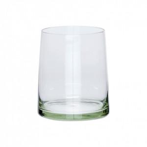 Pahar transparent din sticla 8x10 cm Julio Hubsch