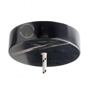 Pavilion din marmura neagra ceilingcup.024.002 Zangra