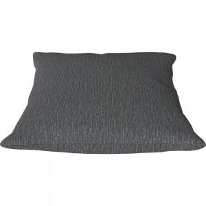 Perna de podea pentru exterior gri inchis din olefina 40x40 cm Classic Bolia
