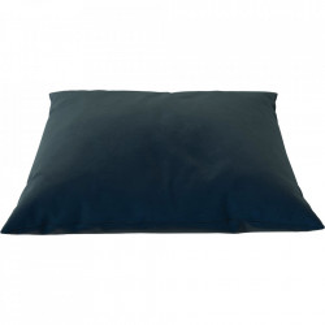 Perna decorativa patrata albastru petrol din catifea 60x60 cm Classic Ritz Bolia