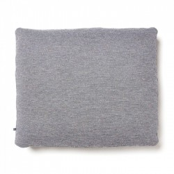 Perna gri deschis din textil 60x70 cm Blok Light Grey La Forma