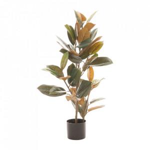 Planta artificiala din PVC 90 cm Ficus Ixia