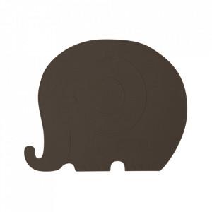 Protectie masa din silicon 33x41 cm Henry Elephant Choko Oyoy