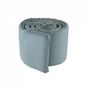 Protectie patut din bumbac 30x350 cm Haikan Tourmaline Oyoy