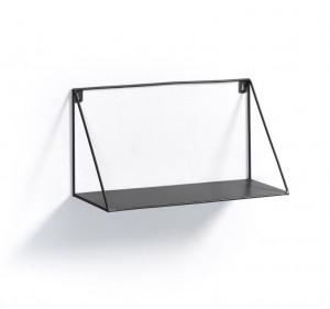 Raft negru din metal 40 cm Upp La Forma