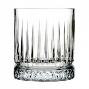 Set 12 pahare transparente din sticla 355 ml Elysia