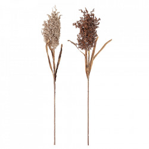 Set 2 plante artificiale din polistiren si fier 90 cm Noah Bloomingville