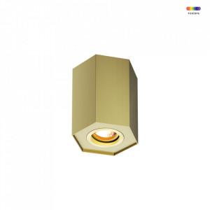 Spot auriu din aluminiu Polygon Gold Zuma Line