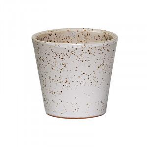 Suport din ceramica pentru lumanare 6,5 cm Kersti Bloomingville