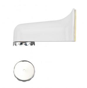 Suport magnetic alb din plastic pentru sapun Soap Holder White Wenko