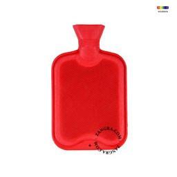 Termofor rosu din cauciuc 1 L Large Red Briana Zangra