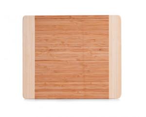 Tocator dreptunghiular maro din lemn 29x34 cm Kitchen Helper Big Zeller