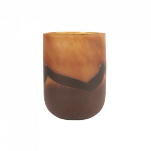 Vaza din sticla 25 cm Hadley Lifestyle Home Collection