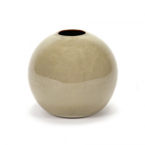 Vaza gri din ceramica 13 cm Terres de Reves Serax