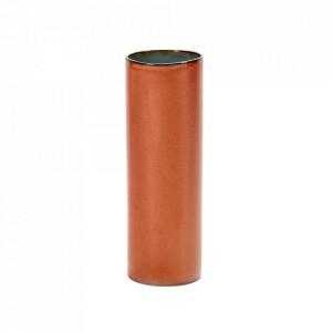 Vaza maro ruginiu din ceramica 27 cm Terres de Reves Serax