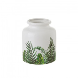 Vaza multicolora din ceramica 16 cm Alan Unimasa