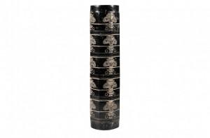 Vaza neagra din jad Cong Large Versmissen