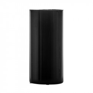 Vaza neagra din sticla 30 cm Wyatt Alan Vical Home