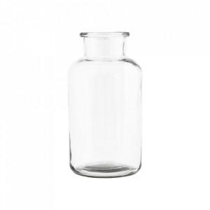 Vaza transparenta din sticla 16,5 cm Bola House Doctor