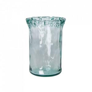 Vaza transparenta din sticla 27 cm Carla Ali Vical Home