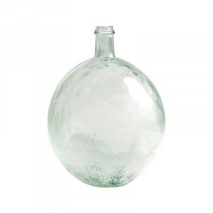 Vaza transparenta din sticla 47 cm Christin Vical Home
