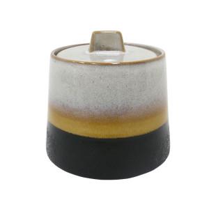 Zaharnita din ceramica 450 ml 70's L HK Living