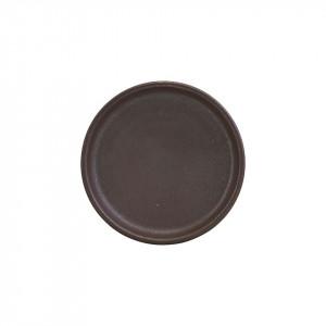 Farfurie maro din ceramica 10 cm Forrest Nicolas Vahe