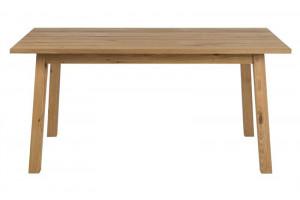 Masa dining maro din PAL si lemn 90x160 cm Chara Actona Company