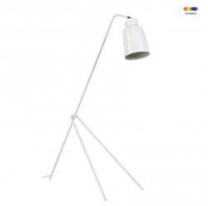 Lampadar alb din metal 158 cm Montgo White Somcasa