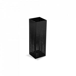 Suport negru din metal pentru umbrela 48 cm Classy Black Versa Home