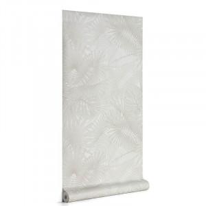 Rola tapet gri din hartie 53x1000 cm Tropic La Forma
