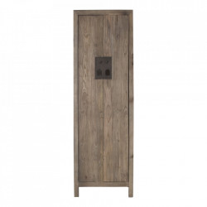 Dulap maro din lemn 210 cm Bern Vical Home
