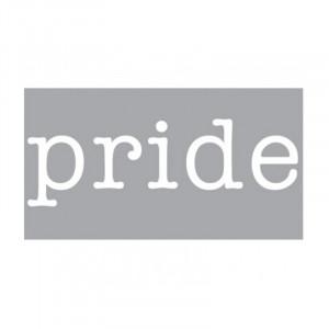 Decoratiune luminoasa alba din sticla Neon Art Pride Seletti