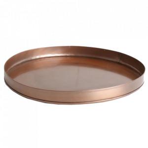 Tava rotunda maro cupru din fier 33 cm Industrial Raw Materials