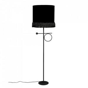 Lampadar negru din fier 127 cm Lloyd Dutchbone