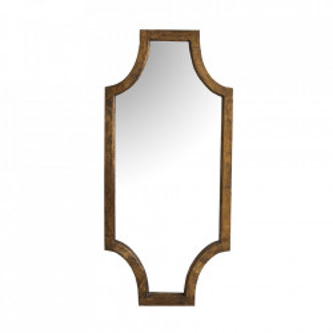 Oglinda maro din lemn 60x132 cm Angelina Vical Home