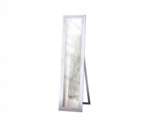 Set 2 oglinzi cu suport din polirasina si sticla pentru podea Freya Giner y Colomer